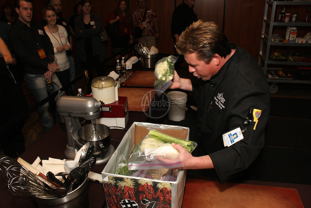 2nd Annual Taste of Tulalip:  Saturday - Grand Taste, seminars and competition.