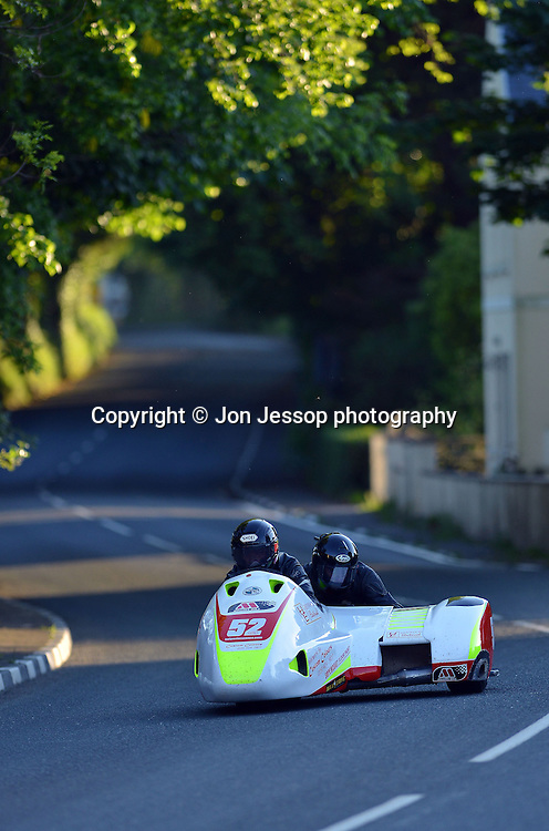 #52 John Shipley / Ian Cunliffe  LCR Suzuki Team Shipley Racing