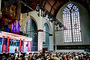 Koningin Máxima houdt de openingstoespraak van het Jaarcongres van MKB-Nederland.