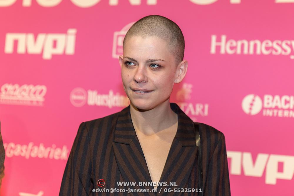 NLD/Amsterdam/201702013- Edison Pop Awards 2017, Sharon Kovacs