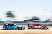 March 16-18, 2017: Mobil 1 12 Hours of Sebring. 15 3GT Racing, Lexus RCF GT3, Dominik Farnbacher, Robert Alon, 31 Whelen Engineering Racing, DPi, Dane Cameron, Eric Curran, Seb Morris