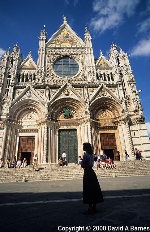 Duomo (Cathedral) Siena, Tuscany, Italy