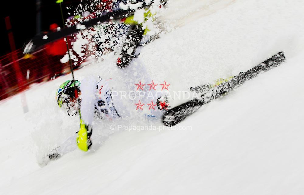 05.01.2012, Crveni Spust, Sljeme, CRO, FIS Weltcup Ski Alpin, Zagreb, Herren Slalom 1. Durchgang, im Bild NANI Roberto (ITA) // during Mens Slalom race 1st run of FIS Ski Alpine World Cup at 'Crveni Spust' course in Sljeme, Zagreb, Croatia on 2012/01/05. EXPA Pictures © 2012, PhotoCredit: EXPA/ Sportida/ Vid Ponikvar..***** ATTENTION - OUT OF SLO *****