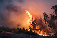 A National Park in the grip of an inferno.