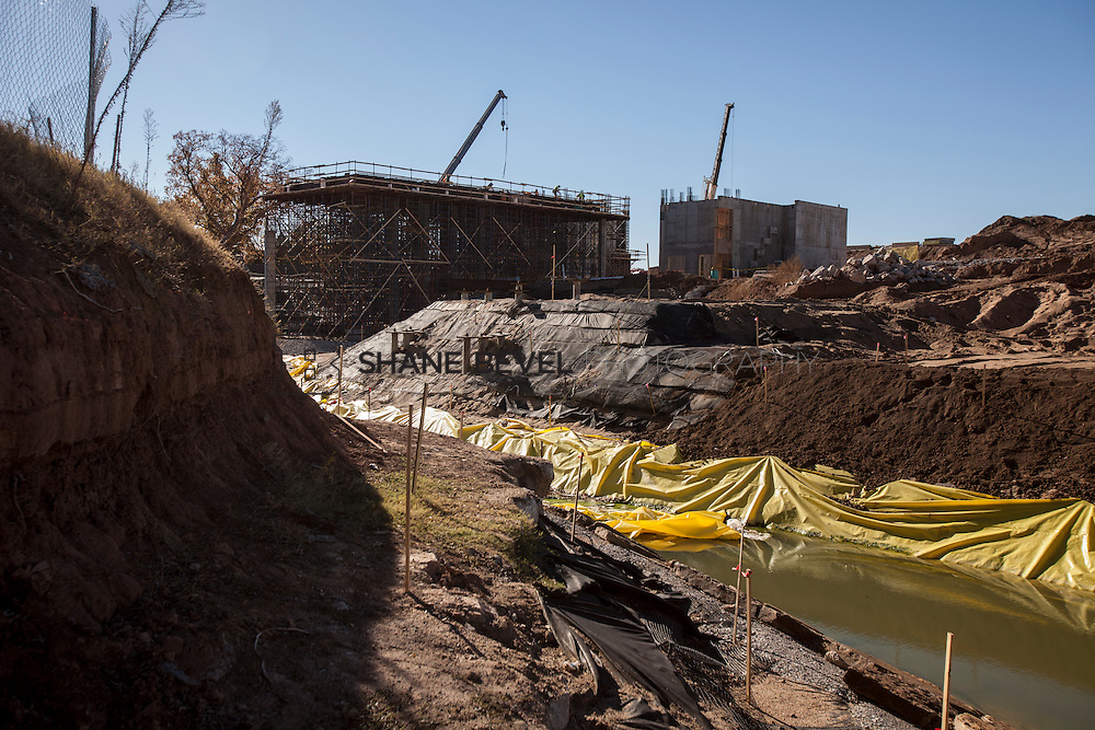 11/29/16 11:28:51 AM -- Updates to Caterpiller Bridge, One Boathouse and general views of the park. <br /> <br /> Photo by Shane Bevel