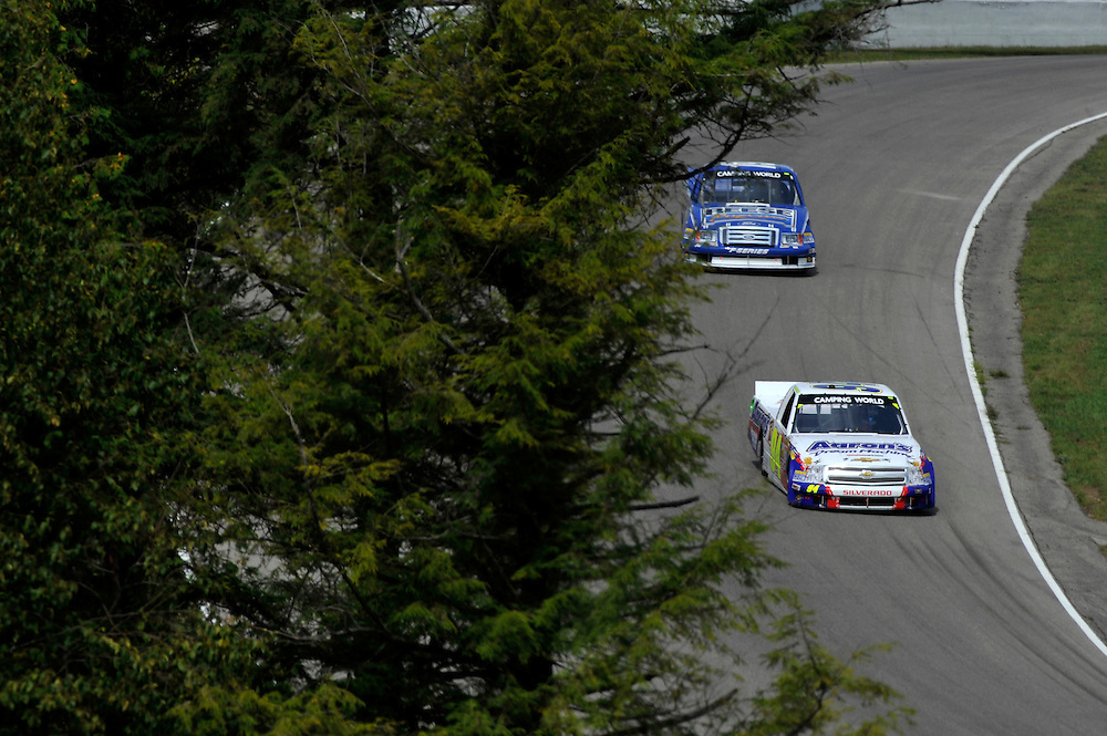 30 August - 1 September 2013, Bowmanville, Ontario Canada<br /> Chase Elliott, Ross Chastain<br /> &copy;2013, Scott R LePage<br /> LAT Photo USA