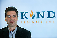 David Dinenberg, CEO of Kind Financial.