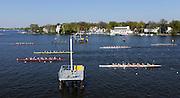 Berlin GERMANY.    Men's Eights Final,  Berlin Grunau Spring Regatta [Beliner Fruh-Regatta 2010 Berlin-Grunau.].  Sunday   25/04/2010.  [Mandatory Credit. Peter Spurrier/Intersport Images].