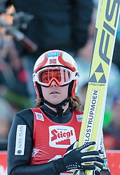 20.12.2015, Nordische Arena, Ramsau, AUT, FIS Weltcup Nordische Kombination, Skisprung, im Bild Mikko Kokslien (NOR) // Mikko Kokslien of Norway during Skijumping Competition of FIS Nordic Combined World Cup, at the Nordic Arena in Ramsau, Austria on 2015/12/20. EXPA Pictures © 2015, PhotoCredit: EXPA/ JFK