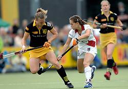 20-05-2007 HOCKEY: FINALE PLAY OFF: DEN BOSCH - AMSTERDAM: DEN BOSCH <br /> Den Bosch voor de tiende keer op rij kampioen van de Rabo Hoofdklasse Dames. In de beslissende finale versloegen zij Amsterdam met 2-0 / Kelley Jonker<br /> ©2007-WWW.FOTOHOOGENDOORN.NL