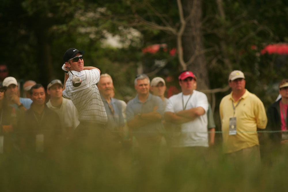 David Duval.2004 U.S. Open Championship.Shinnecock Hills CC.Southampton, NY.First Round.Thursday, June 17, 2004..photograph by Darren Carroll
