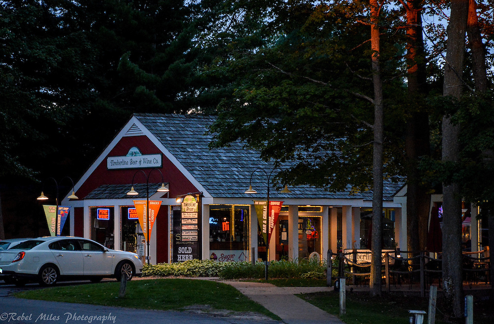 Timberline Beer And Wine Company, Shanty Creek Resort, Bellaire Michigan