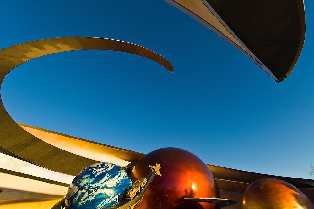 Mission:Space, Epcot Center, Walt Disney World, Orlando, Florida USA