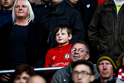 Bristol City fans at Cardiff City - Mandatory by-line: Robbie Stephenson/JMP - 10/11/2019 -  FOOTBALL - Cardiff City Stadium - Cardiff, Wales -  Cardiff City v Bristol City - Sky Bet Championship