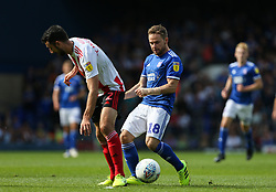 Alan Judge of Ipswich Town on the ball - Mandatory by-line: Arron Gent/JMP - 10/08/2019 - FOOTBALL - Portman Road - Ipswich, England - Ipswich Town v Sunderland - Sky Bet League One
