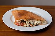 Vegetarian Stromboli from Key Pizza ($10.25)
