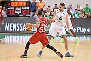 DESCRIZIONE : Campionato 2013/14 Finale GARA 4 Montepaschi Mens Sana Siena - Olimpia EA7 Emporio Armani Milano<br /> GIOCATORE : Curtis Jerrells<br /> CATEGORIA : Palleggio Controcampo<br /> SQUADRA : Olimpia EA7 Emporio Armani Milano<br /> EVENTO : LegaBasket Serie A Beko Playoff 2013/2014<br /> GARA : Montepaschi Mens Sana Siena - Olimpia EA7 Emporio Armani Milano<br /> DATA : 21/06/2014<br /> SPORT : Pallacanestro <br /> AUTORE : Agenzia Ciamillo-Castoria / Claudio Atzori<br /> Galleria : LegaBasket Serie A Beko Playoff 2013/2014<br /> Fotonotizia : DESCRIZIONE : Campionato 2013/14 Finale GARA 4 Montepaschi Mens Sana Siena - Olimpia EA7 Emporio Armani Milano<br /> Predefinita :