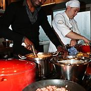 NLD/Amsterdam/20100201 - Presentatie boek Koken voor Kika, Ramon Beuk