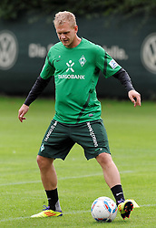 19.08.2011, Trainingsgelaende, Bremen, GER, 1.FBL, Training Werder Bremen, im Bild Andreas Wolf (Bremen #23)..// during training session from Werder Bremen on 2011/08/19, Trainingsgelaende, Bremen, Germany..EXPA Pictures © 2011, PhotoCredit: EXPA/ nph/  Frisch       ****** out of GER / CRO  / BEL ******