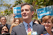 Mayor Elect Garcetti Press Conference