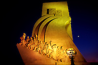 Padrao dos Descobrimentos (Monument to the Discoverers), Belem, Lisbon, Portugal