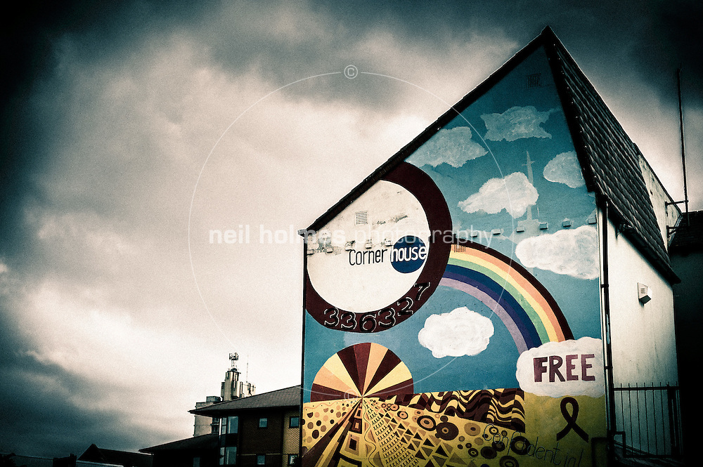 Corner House, Freetown Way, Hull City Centre 14 June 2012