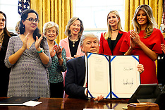 U.S. President Donald Trump- HBCU Executive Order to support Black Colleges 28 Feb 2017