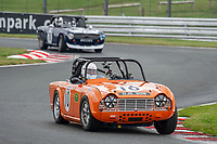 #10 Dave BAILEY Triumph TR4  during CSCC Adams & Page Swinging Sixties Series  as part of the CSCC Oulton Park Cheshire Challenge Race Meeting at Oulton Park, Little Budworth, Cheshire, United Kingdom. June 02 2018. World Copyright Peter Taylor/PSP.