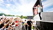 Macklemore @ Rock A Field Festival Luxembourg, 2013