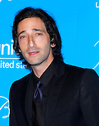 Adrien Brody attends the 7th Annual UNICEF Snowflake Ball at Cipriani 42nd Street in New York City, New York on November 29, 2011.
