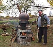 Croatia, Velebit mountain range a small distillery