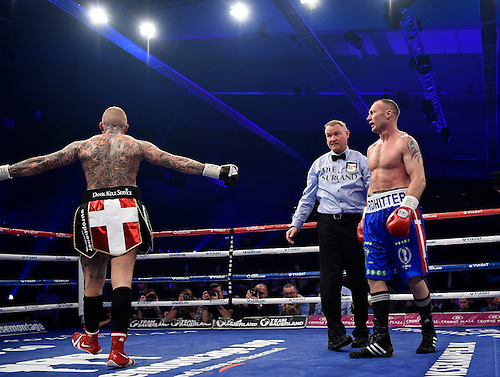boksning nordic fight night