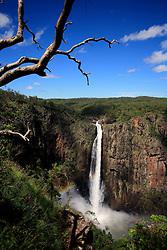 AUSTRALIA QUEENSLAND GIRRINGUN NATIONAL PARK 24FEB08 - The Wallaman Falls in Girringun National Park...jre/Photo by Jiri Rezac..© Jiri Rezac 2008..Contact: +44 (0) 7050 110 417.Mobile:  +44 (0) 7801 337 683.Office:  +44 (0) 20 8968 9635..Email:   jiri@jirirezac.com..Web:    www.jirirezac.com..© All images Jiri Rezac 2008 - All rights reserved.