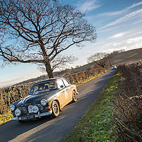 Car 8 Andy Lane / Iain Tullie - Volvo 123GT