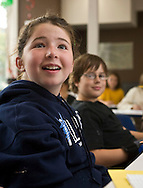 Billings Middle School for Seattle's Child Magazine. (Photo/John Froschauer).