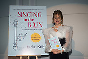 RACHEL KELLY, Rachel Kelly celebrates the publication of ' Singing In the Rain' An Inspirational Workbook. 20 Cavendish Sq. London W1. 17 January 2019.
