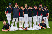 Balmacewen Intermediate after the National Primary School Cup Final, Bert Sutcliffe Oval, Lincoln, New Zealand, 16th November 2018.Copyright photo: John Davidson / www.photosport.nz