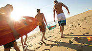 Sears Summer National Advertising shot in LA of tweens enjoying a beach day with friends, drinks and good times.