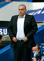 Chelsea v Fulham. Barclays Premier League. 29/09/2007. New manager of Chelsea Avram Grant