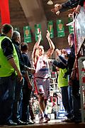 DESCRIZIONE : Varese Campionato Lega A 2011-12 Cimberio Varese Vanoli Braga Cremona<br /> GIOCATORE : Rok Stipcevic Tifosi<br /> CATEGORIA : Ritratto Esultanza Super Curiosita<br /> SQUADRA : Cimberio Varese<br /> EVENTO : Campionato Lega A 2011-2012<br /> GARA : Cimberio Varese Vanoli Braga Cremona<br /> DATA : 29/04/2012<br /> SPORT : Pallacanestro<br /> AUTORE : Agenzia Ciamillo-Castoria/G.Cottini<br /> Galleria : Lega Basket A 2011-2012<br /> Fotonotizia : Varese Campionato Lega A 2011-12 Cimberio Varese Vanoli Braga Cremona<br /> Predefinita :