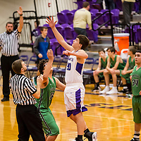 12-15-16 Berryville 8th Grade Boys vs. Greenland