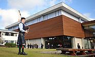 Dunedin-Opening, John McGlashan College Gym Opening 2013