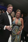 Lord Brocket and Rebecca Loos, British Red Cross Ball, Waterloo. London. 16 November 2006.  TIME USE ONLY - DO NOT ARCHIVE  © Copyright Photograph by Dafydd Jones 66 Stockwell Park Rd. London SW9 0DA Tel 020 7733 0108 www.dafjones.com