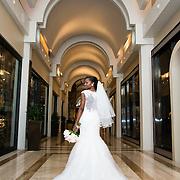 Brian & Anya Wedding Album Samples | JW Marriott, St. John the Baptist Church, Crystal Palace Ballroom | 1216 Studio Wedding Photography