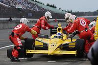 Dario Franchitti, Bridgestone Indy 300 Japan, Motegi, Japan