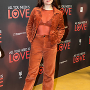 NLD/Amsterdam/20181126 - premiere All You Need Is Love, Isis Cabolet
