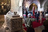 Staatsbezoek aan de Portugese Republiek - Dag 1 Lissabon