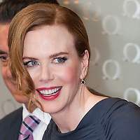 HONG KONG - MAY 20:  Actress Nicole Kidman attends the launch of the new Omega Boutique on May 20, 2010 in Hong Kong.  Kidman and her husband Keith Urban will raise funds for UNIFEM through watch auction and a private concert.  Photo by Victor Fraile / studioEAST