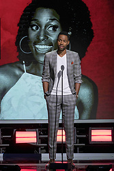 August 6, 2017 - New Jersey, U.S - JAY ELLIS, at the 2017 Black Girls Rock awards show. Black Girls Rock 2017 was held at the New Jersey Performing Arts Center in Newark New Jersey. (Credit Image: © Ricky Fitchett via ZUMA Wire)
