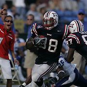 9/1/07 vs Middle Tennessee State